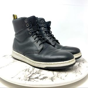 DR.Martens Rigal hightop sneaker black 10 mens